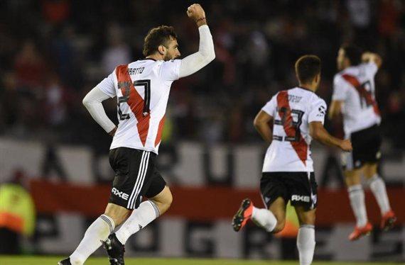 Gallardo definió el equipo para visitar a Atlético Paranaense