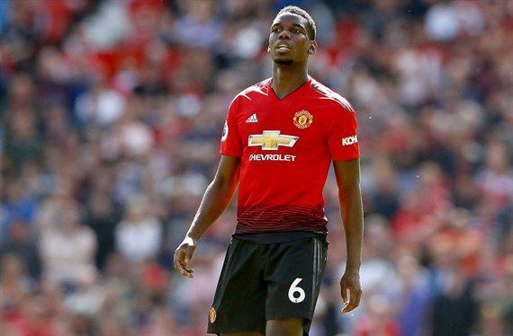 El Manchester United negocia con el recambio de Pogba (y juega en España)