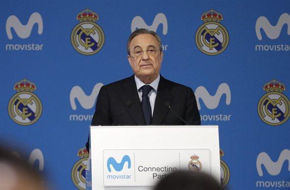 140 millones. Florentino Pérez paga (y no es Neymar, Mbappé y compañía)