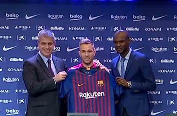 El primer curso de Éric Abidal como director deportivo del Barça