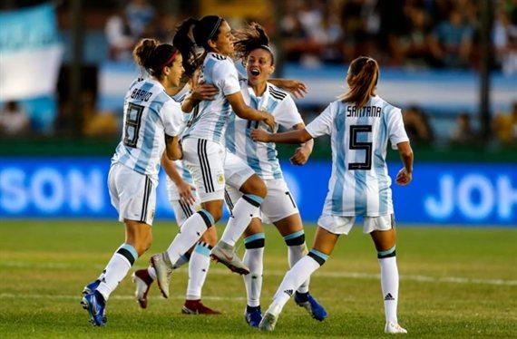 La Selección Femenina tiene fecha para el amistoso de despedida
