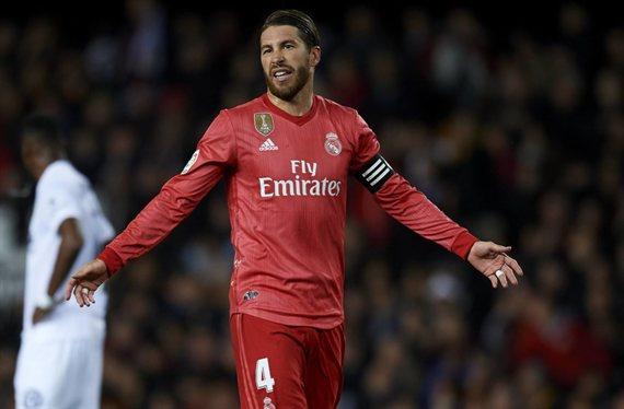 Sergio Ramos tapa el último escándalo de Zinedine Zidane en el Real Madrid