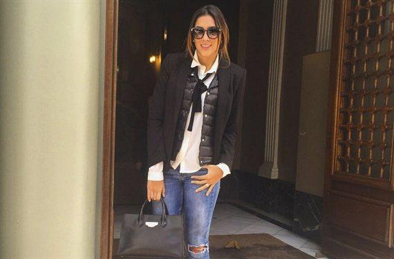 Daniela Ospina se fotografía el trasero: ¡Brutal! (y la foto tiene horas)