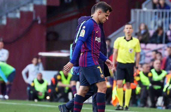 ¿Sabes lo de Coutinho? Messi, Luis Suárez y Piqué lo tapan (y es muy feo)