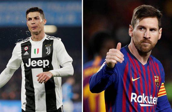 Cristiano Ronaldo se lo quita a Messi: cambia al Barça por la Juventus