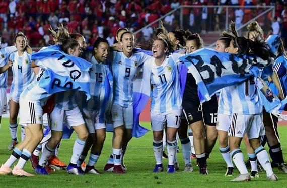 La Selección Argentina tiene a las 23 convocadas para el Mundial