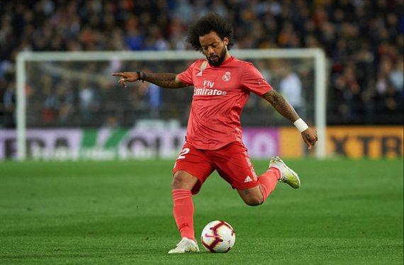 Marcelo tiene un sustituto bomba en el Real Madrid (y juega en España)
