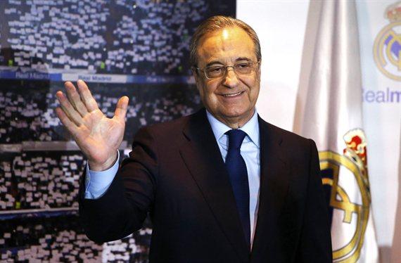 Florentino Pérez acelera por un galáctico tapado para el Real Madrid