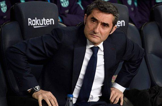Valverde tiene sustituto galáctico: si pierde la Copa el Barça se lo carga