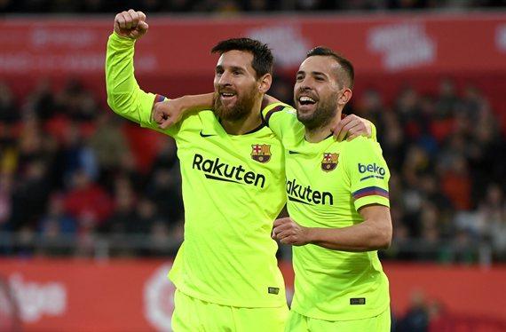 Jordi Alba veta un fichaje del Barça (y Messi lo había solicitado)