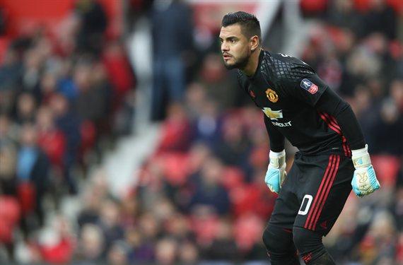 Solskjaer apuesta por Romero en el Manchester United