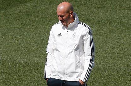 Zidane lo empaqueta: 35 millones y lo echa del Real Madrid