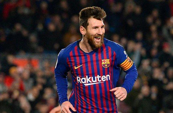 El fichaje tapado para Messi en el Barça