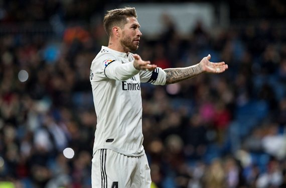 Sergio Ramos alucina: el fichaje sorpresa de Florentino Pérez para Zidane