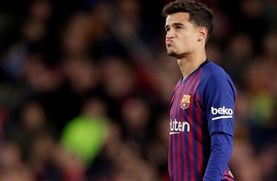 La Juventus negocia con el Barça (y no es por Coutinho)