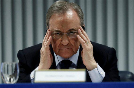 La negociación oculta de Florentino Pérez que puede sorprender a Leo Messi
