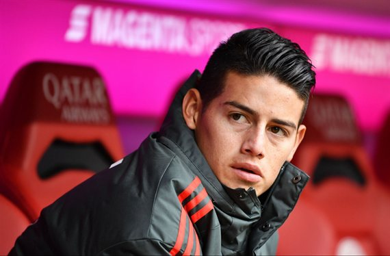 No es James Rodríguez: el colombiano (y tapado) para revolucionar al Barça