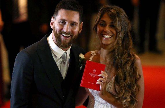Antonella Roccuzzo o la oferta millonaria a Messi para salir del Barça