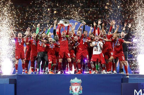 Liverpool venció al Tottenham de Pochettino y obtuvo la Champions League