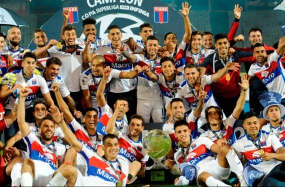 Rugido de campeón: Tigre venció a Boca y obtuvo su primer título