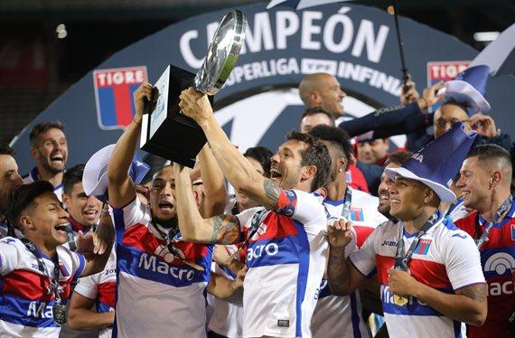La campaña de Tigre en la Copa de la Superliga