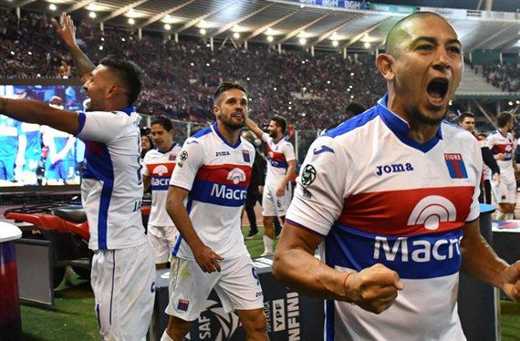 Tigre será el séptimo equipo en jugar la Libertadores estando en la B