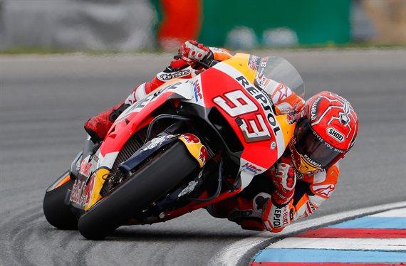 Márquez se mantiene en lo más alto tras el GP de Italia