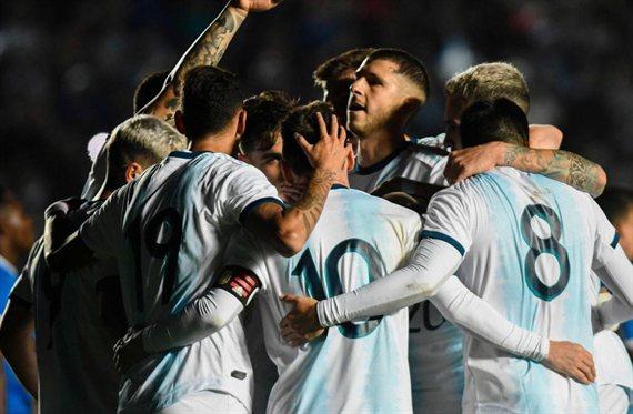 Dos de Messi: Argentina venció a Nicaragua antes de viajar a Brasil