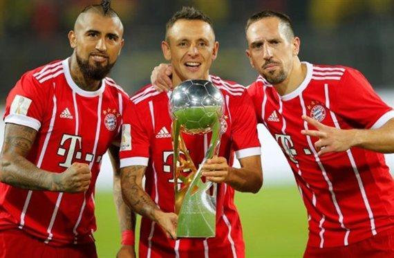 Un ex del Bayern ya conoce su nuevo destino
