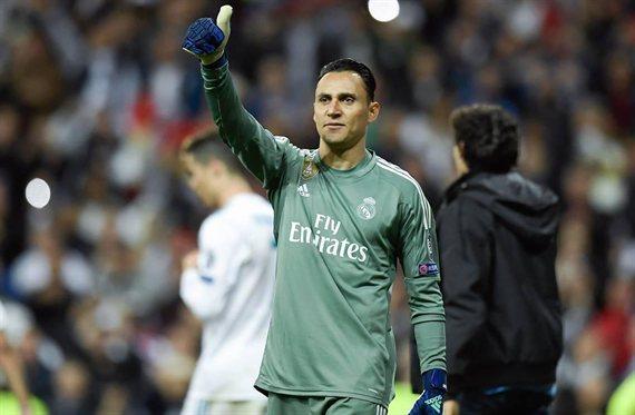 La bomba Keylor Navas acaba de estallar en el Real Madrid