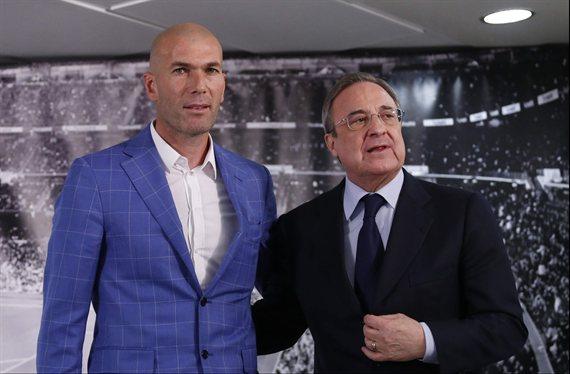Se va del Real Madrid traicionado por Zidane y Florentino (y hay sorpresa)