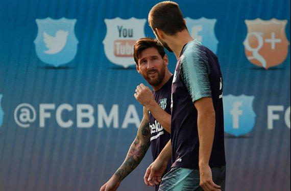 Traición en el Barça: ¡Se lo cargan! Y Piqué y Messi no hacen nada