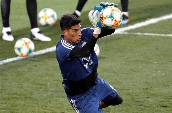 Andrada fue desafectado de la Selección Argentina para la Copa América