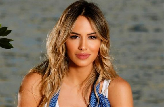 ¿Quieres ver a Shannon de Lima con un mini bañador de rejilla?