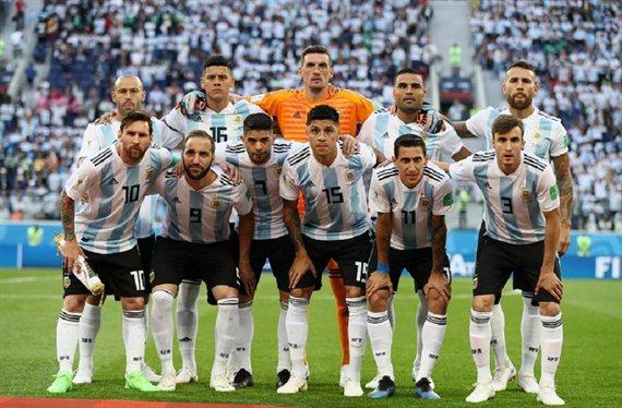 Así arriban los futbolistas argentinos que disputaron el Mundial de Rusia