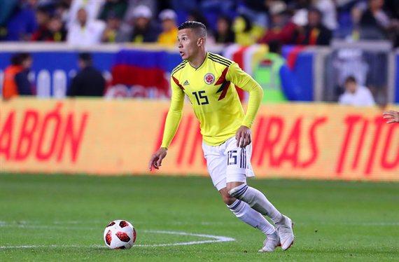 Mateus Uribe, de debutar en el ascenso argentino a brillar con Colombia