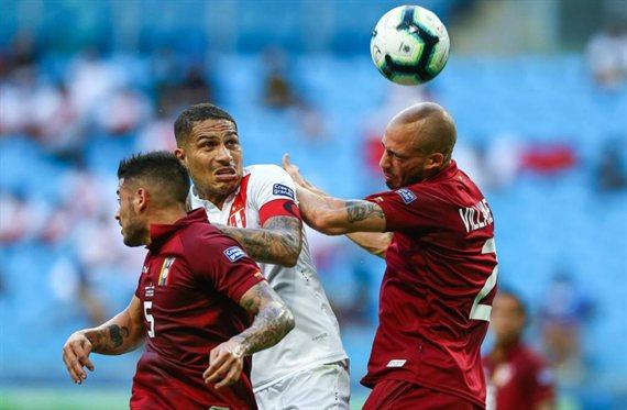 Venezuela y Perú igualaron 0-0 con el VAR como protagonista