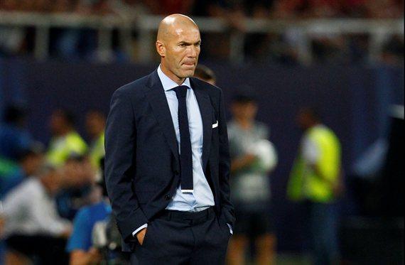 Zidane la lía: enfada a Sergio Ramos y Florentino Pérez