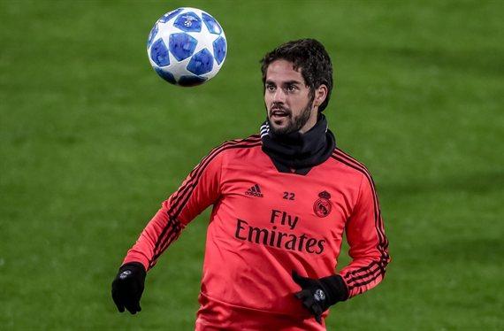El viaje secreto de Isco para cerrar su salida del Real Madrid