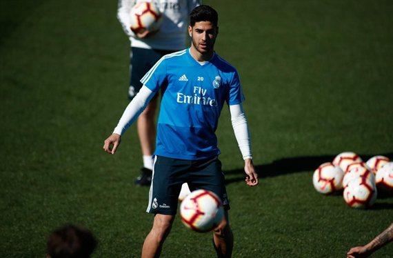 Lío tremendo con Marco Asensio: Florentino Pérez calla (y el tema es feo)