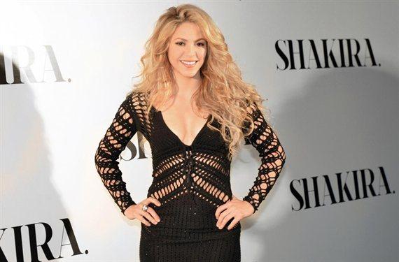 """La foto de Shakira en bikini que no publica en Instagram: """"¡Qué bestia!"""""""