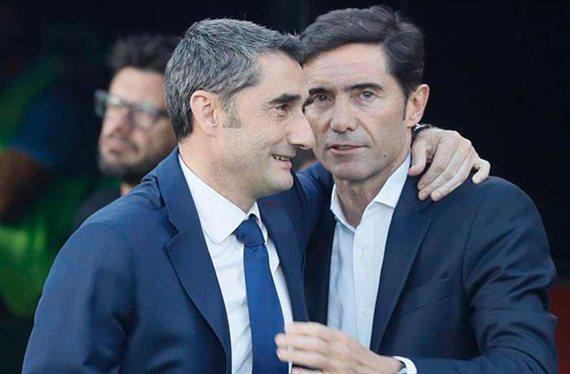 Barça y Valencia planean un trueque