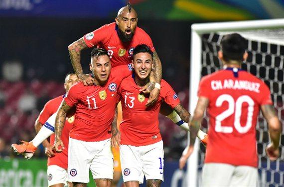 Debut de campeón: Chile venció con facilidad a Japón en la Copa América