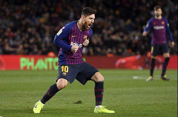 El plan de Messi de 350 'kilos' para liquidar al Real Madrid