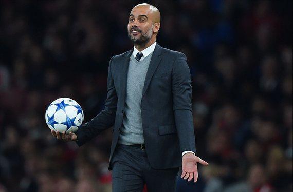 Florentino Pérez quiere arrebatarle una estrella del City a Pep Guardiola