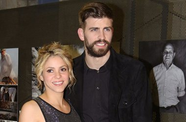 ¡Shakira y Piqué de vacaciones!: la foto que arrasa España