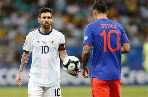 Argentina enfrenta a Paraguay para seguir con vida en la Copa América