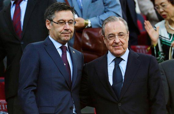 El Real Madrid le toma la delantera al Barça