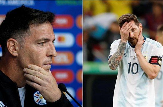 Octavo episodio: los antecedentes entre Messi y Berizzo