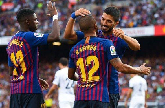 Otro jugador del Barça cerca del Valencia